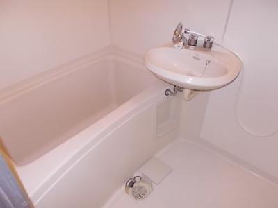 【浴室】プリムローズハット