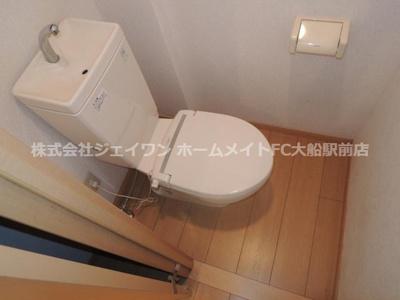 【トイレ】アリス鎌倉