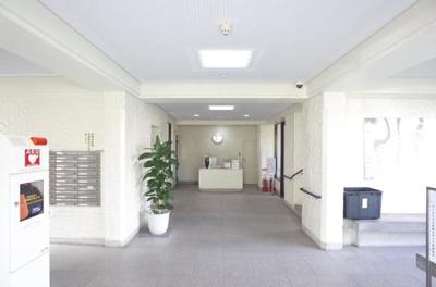 【エントランス】サンロイヤル武庫川サンク