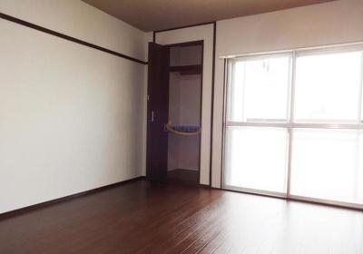 【寝室】なぎさマンション
