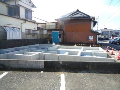 【外観】高知市水源町一戸建て