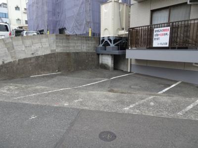 【駐車場】コーポ山の田東