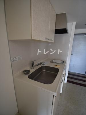 【キッチン】メゾンドヴィレ麻布台