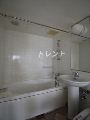 【浴室】メゾンドヴィレ麻布台