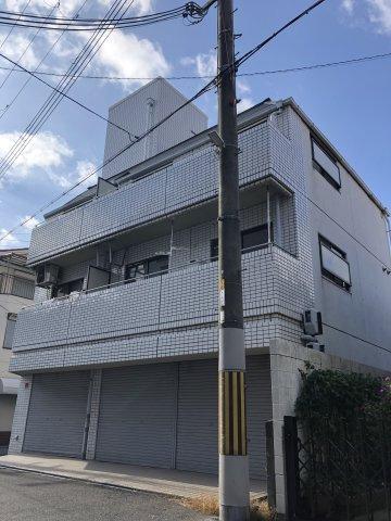 【外観】一棟売りマンション 昭英ビル第6