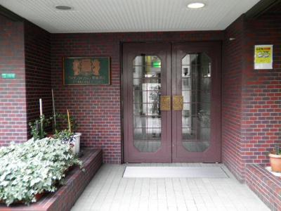【外観】ライオンズマンション都島第2