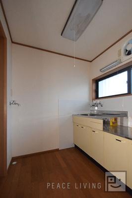 【キッチン】下岡アパート