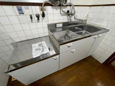 【キッチン】和田林文化