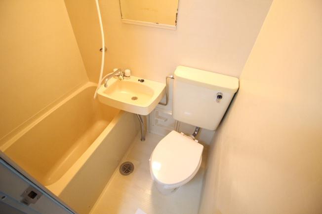 【浴室】ウエストプラザ新保