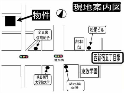 シエスタミントの地図☆