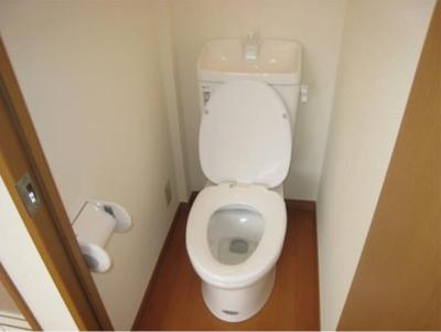 シエスタミントのゆったりとした空間のトイレです(別部屋参考写真)☆