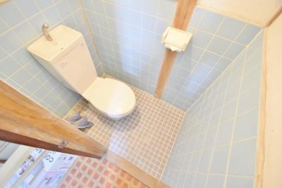 【トイレ】はびきの4丁目貸家