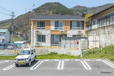 【外観】ガーデンハウス朝日山 E