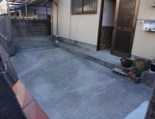 【駐車場】十津3