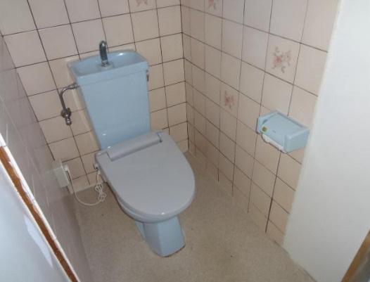 【トイレ】十津3