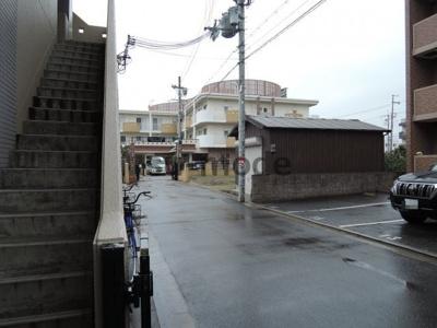 【周辺】カセイハイツ