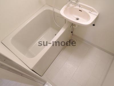 【浴室】カセイハイツ