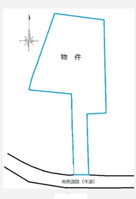 【土地図】南国市堀ノ内