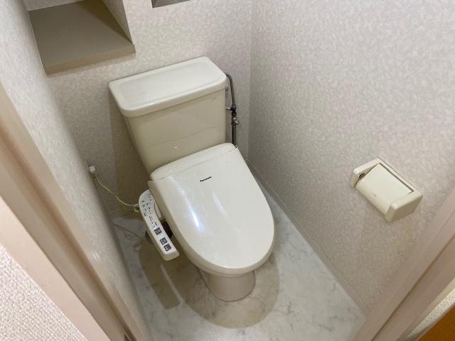 【トイレ】カンタベリーコート