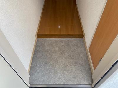 【玄関】カンタベリーコート
