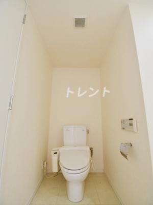 【トイレ】KDXレジデンス白金Ⅱ