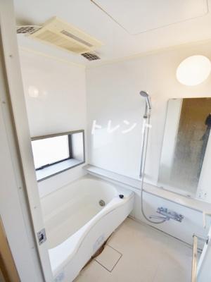 【浴室】KDXレジデンス白金Ⅱ