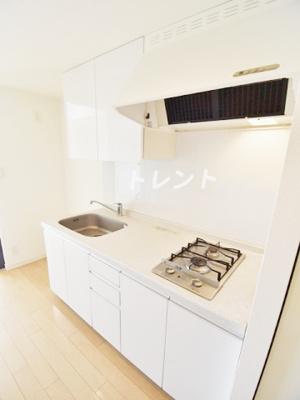 【キッチン】KDXレジデンス白金Ⅱ