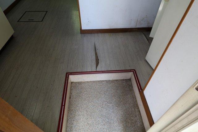 【玄関】コーポ山手