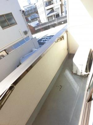 【バルコニー】メゾン大場