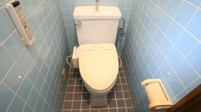一階のトイレ