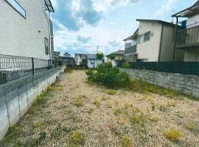 【外観】伏見区深草中ノ島町 条件無売土地