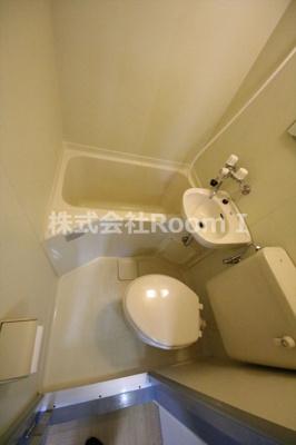 【浴室】JPアパートメント大阪谷町