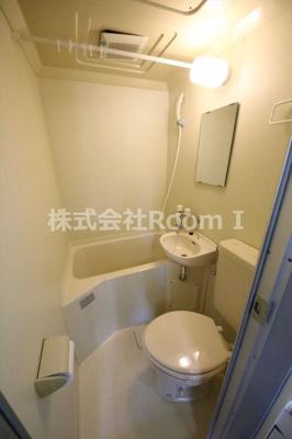 【トイレ】JPアパートメント大阪谷町
