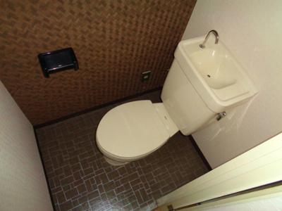 【トイレ】エスポワール白鷺