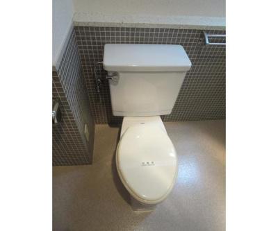 【トイレ】オルフェ芦屋