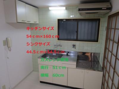 【キッチン】ロイヤル今川