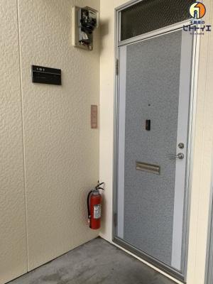【玄関】トゥインハイツ