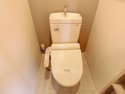 【トイレ】シャーメゾン ハルフェ