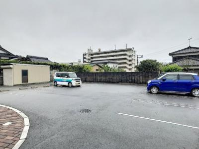 【駐車場】シャーメゾン ハルフェ