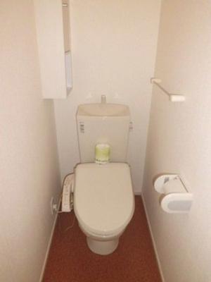 【トイレ】木村ロイヤルマンションⅥ