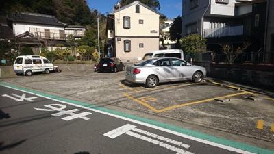 【駐車場】ホームズ斉藤