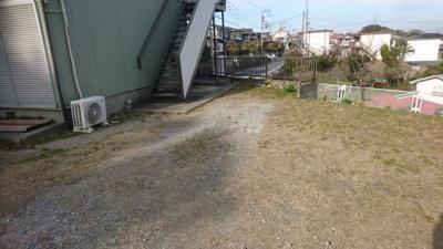 【駐車場】コーポ斉藤