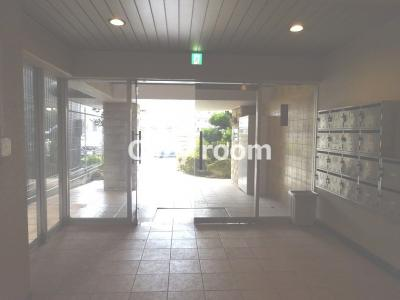 【ロビー】紙谷第1マンション