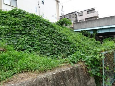 【外観】売土地 四條畷市大字清滝(更地)