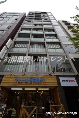 【外観】レジデンシャルステージ東新宿(アムス東新宿)