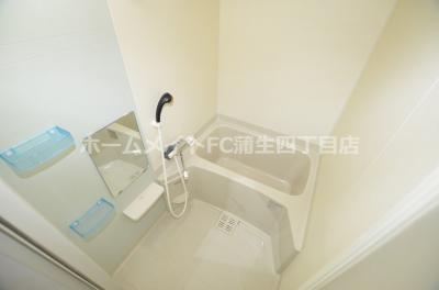【浴室】マリス京橋WING