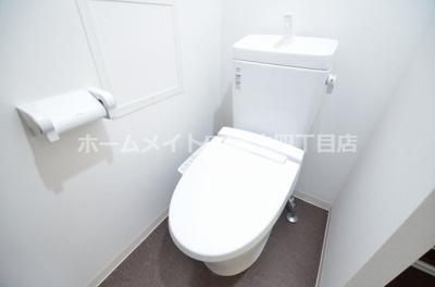【トイレ】マリス京橋WING
