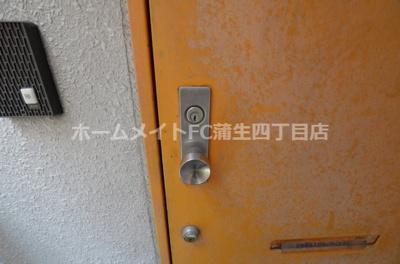 【玄関】パークハイツ桜ノ宮