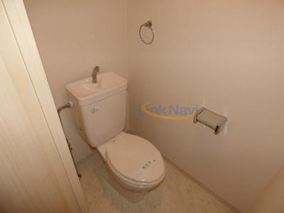【トイレ】JUNWAマンションⅡ