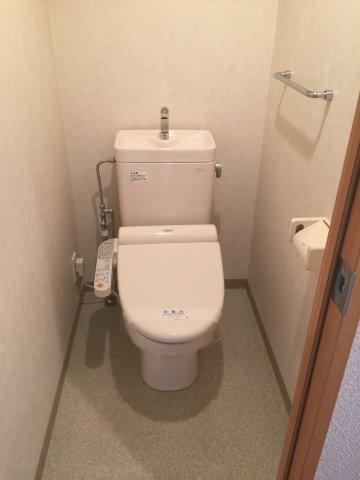 【トイレ】フローラル東葛西7